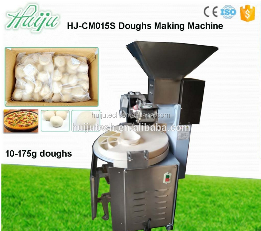 Automatic round steamed bun making machine /dough divider rounder HJ-CM015S