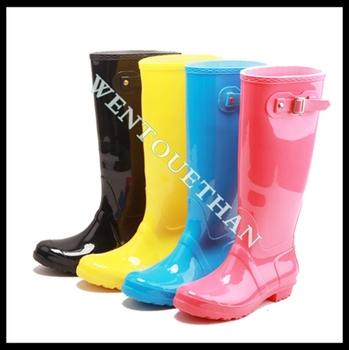 Monogrammed Christmas Women Boots Hunter Rain Boots - Buy Hunter ...