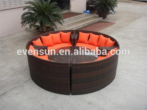 Circular Furniture Sofa/round Hotel Lobby Sofa - Buy Circular ...