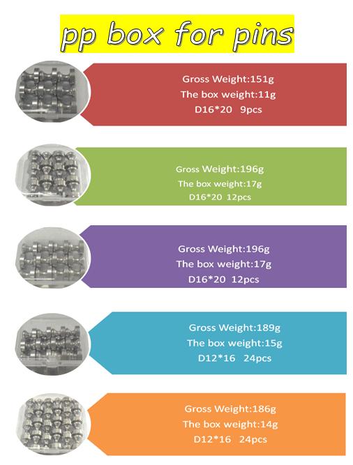 D12 * 16 мм матовый никелевый магнит Push Pins 24-pack Офис/дом/школа с помощью магнита