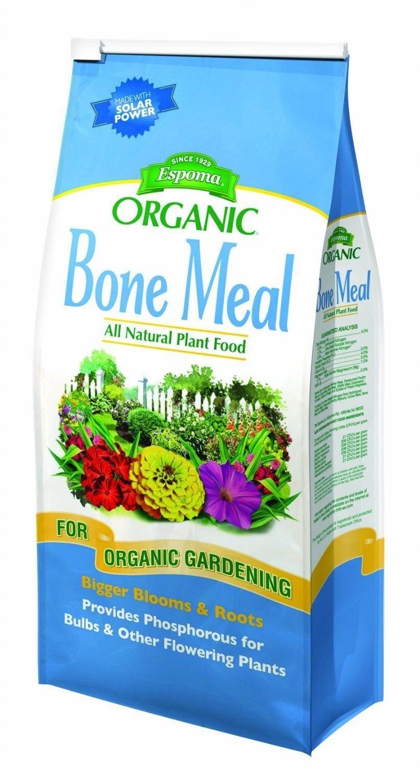 New Espoma Bm4 Organic 4.5 Lb Bag 4-12-0 Bone Meal For Plant Growth 3660859