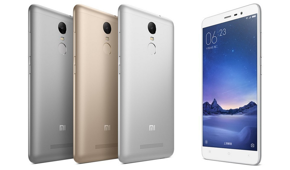 Xiaomi Mobile Phone 3gb Ram 32gb Rom 5.5 Inch 4g Fdd Xiaomi Redmi ...