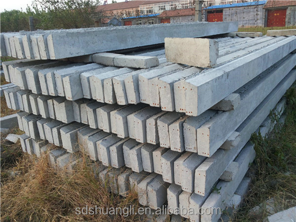 Precast Concrete Forms For Sale: Concrete Post And Rail Fence Molds Precast Concrete