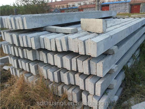 Precast Concrete Fencing Molds For Sale Cement Pillar