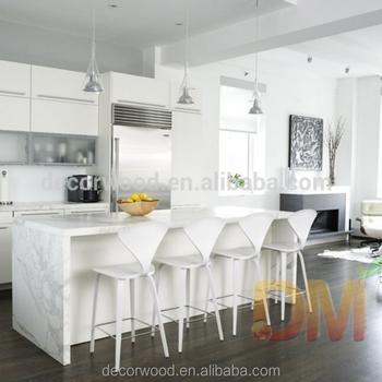Prefab Modern White Luxury Mdf Kitchen Cabinet Buy White Luxury