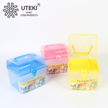 China Manufacturer Plastic Sewing Storage Box With Lock Buy