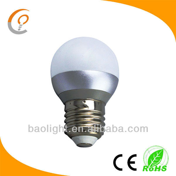 phillips led G45 2w e27 Samsung SMD led bulb huizhuo lighting