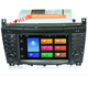 8Core Android 6.0 Car dvd player for C Class W203 C200 C230 C320 W209 with DVD radio GPS navigator 4G wifi 2GRAM+32GROM