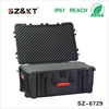 laptop protective plastic hard cases, carrying case, plastic flight case
