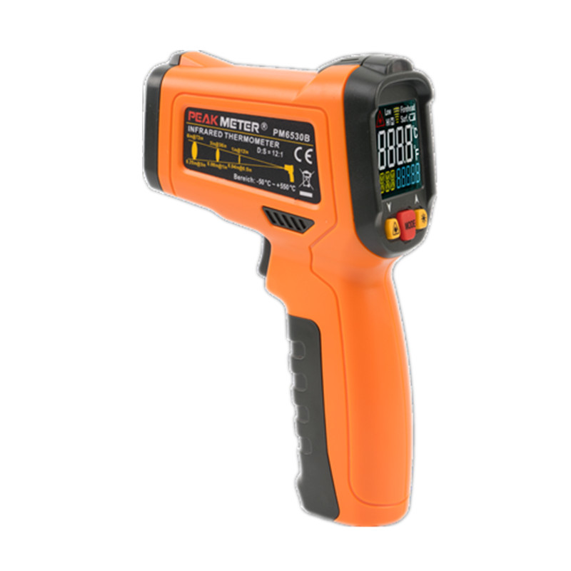 Non contact for household or industrial infrared thermometer PM6530B - KingCare   KingCare.net
