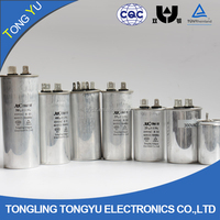 Motor Run 450V 50HZ/60HZ ac Capacitor 15-100uf