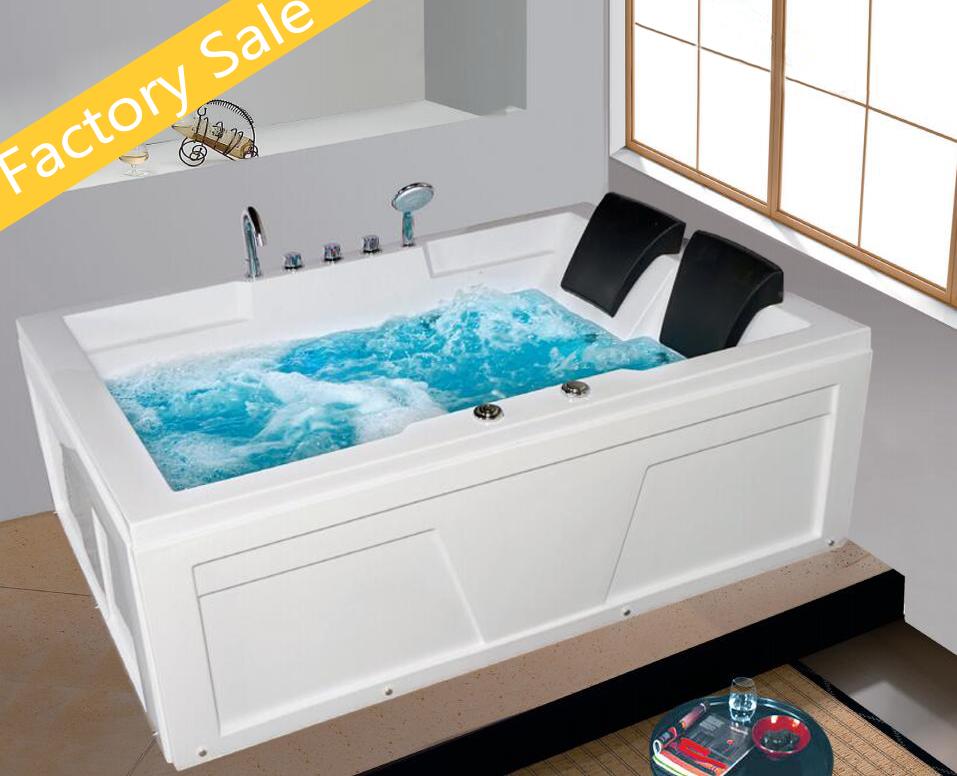 Lover Bathtub Manufacturer Hot Sale Abs Whirlpool Tub Ce 220v ...