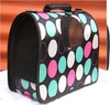 QQ04 Colorful dog pet carrier & double dog carriers & foldable dog carrier