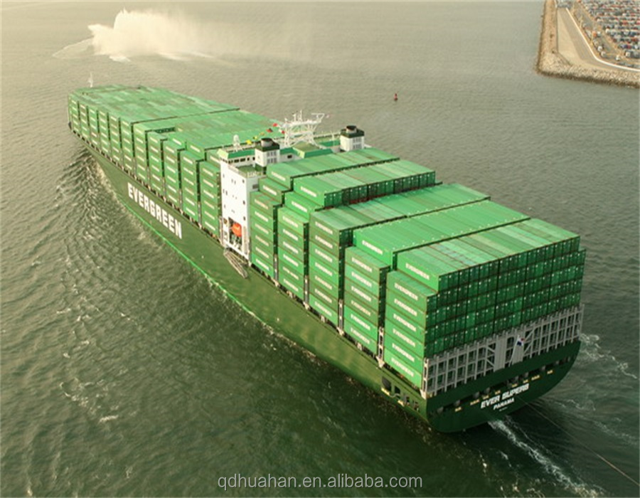 Best Sea Freight Forwarder Shipping Rate China to South America