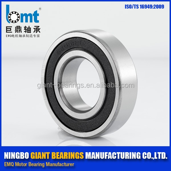 High precision 6202 ZZ 6203 ZZ deep Groove ball bearing used for ceiling fan manufacturer