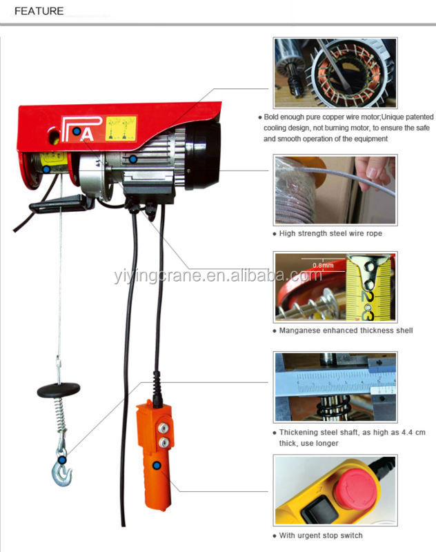 HTB1XjG_GpXXXXXmXpXXq6xXFXXXl 110v pa200 pulling cable tool wire rope sling price mini electric Budgit Hoist Wiring-Diagram at bakdesigns.co