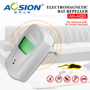 Widely use for family, office,restaurant electromagnetic ultrasonic rat chaser/insect expeller