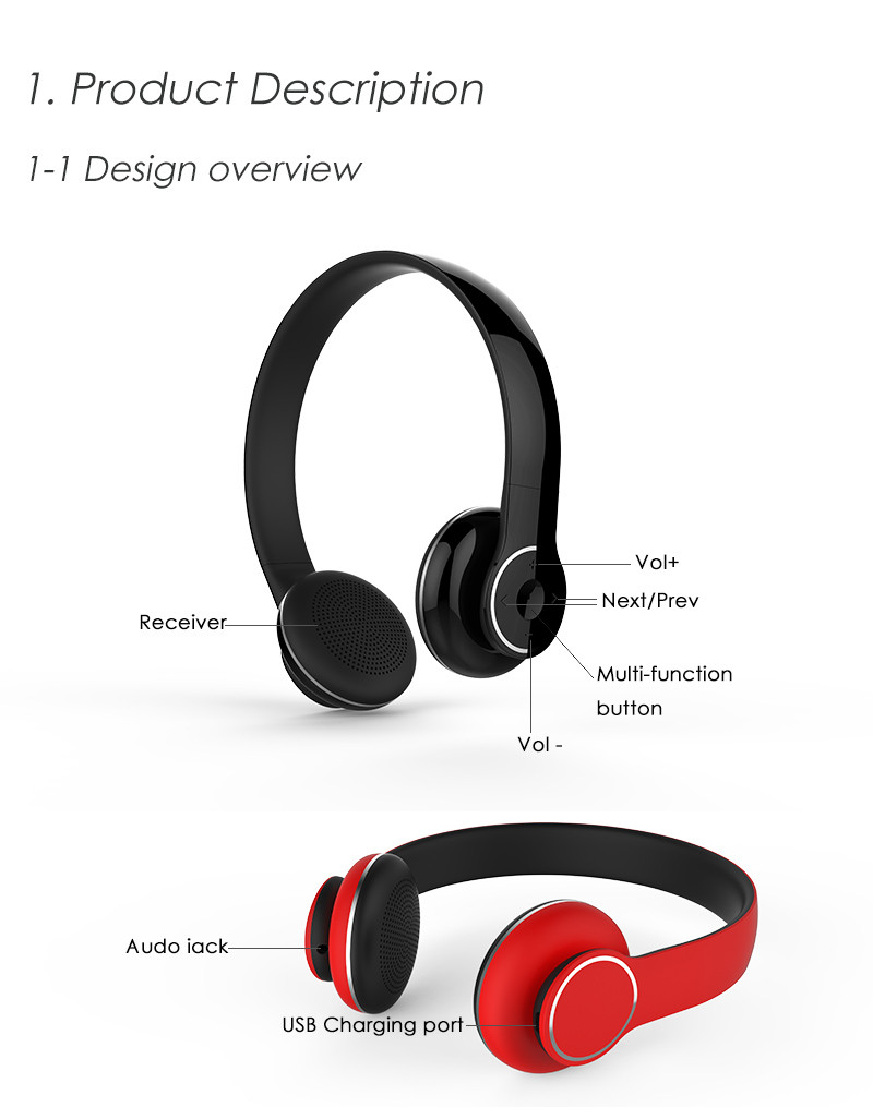 oem headband wireless bluetooth headphones new innovative headphone without wire buy headphone. Black Bedroom Furniture Sets. Home Design Ideas