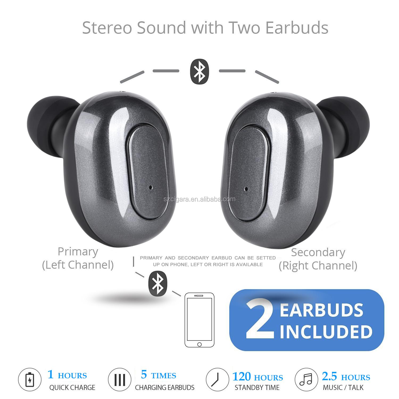 e6cc71b23b0 OMI MI03 Best charging case TWS True Mini Bluetooth Earphones Wireless  Sport Earbuds Twins Stereo In