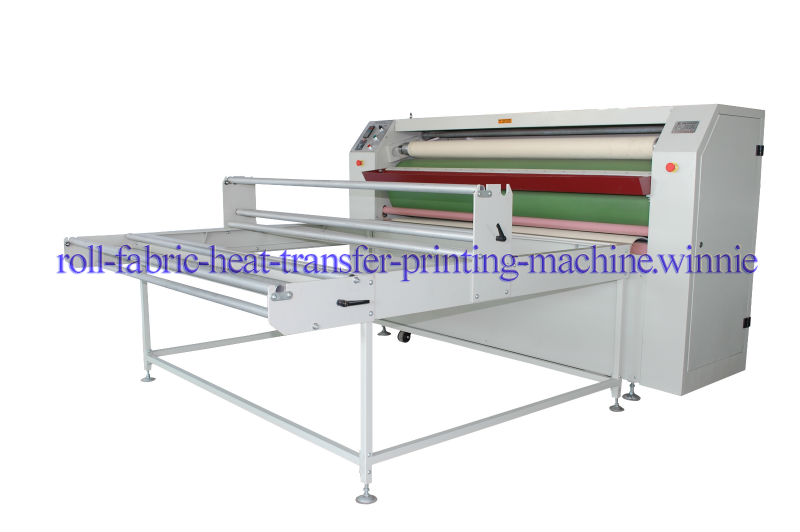 large size heat transfer Machine for sublimation transfer