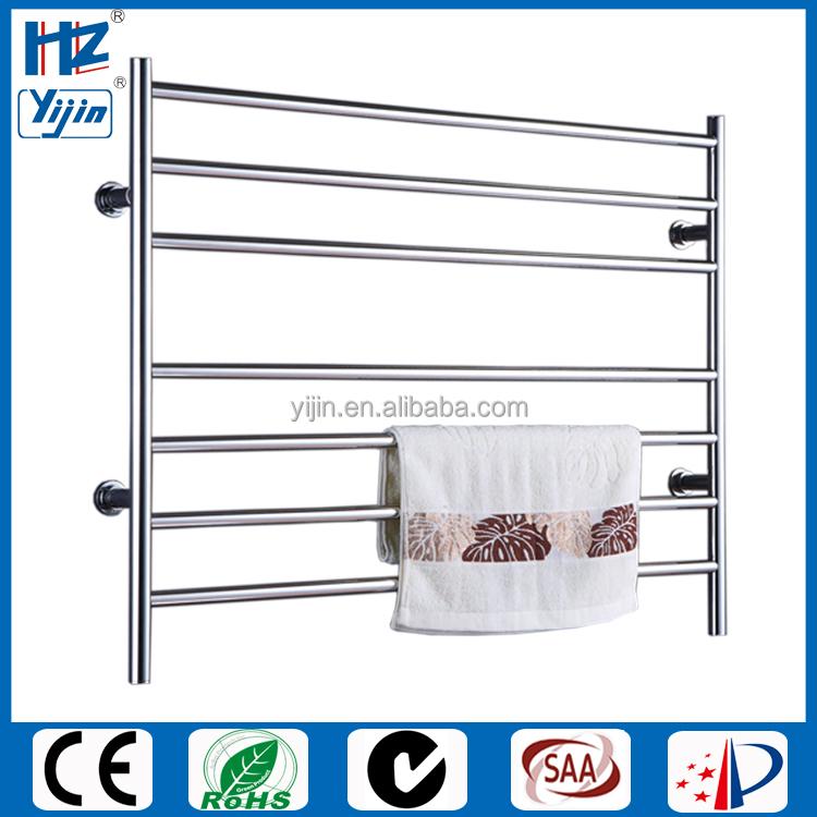 mejor venta montado en la pared calentador de toallas elctrico calentador radiador hza