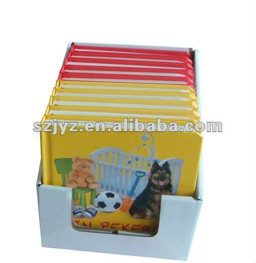 children's hardcover English learning series books, books about animals