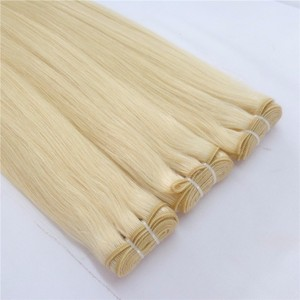 Premium grade wholesale virgin human hair extension straight hair weaving