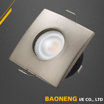 CE RoHS SAA CB Approved Warm White IP44 7W LED COB Spotlight