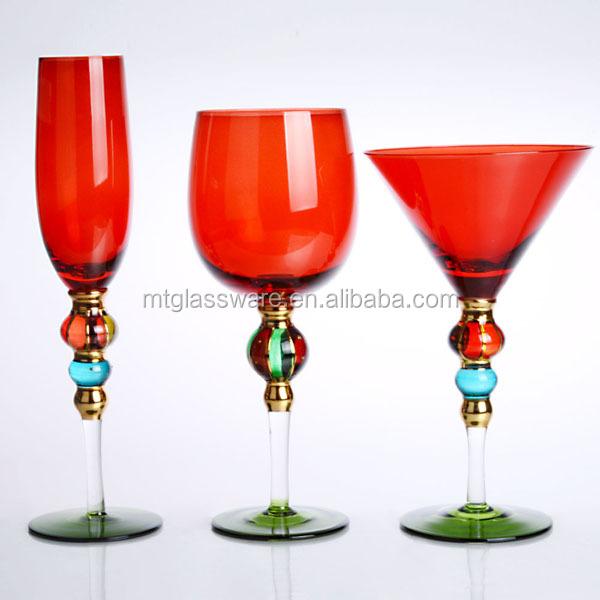 Red Colored Wine Glasses   www.pixshark.com - Images ...