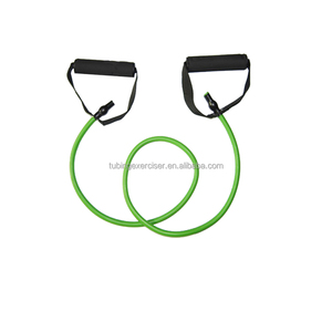 Resistance Tube ,Resistance Bands Workout & Natural Latex Band