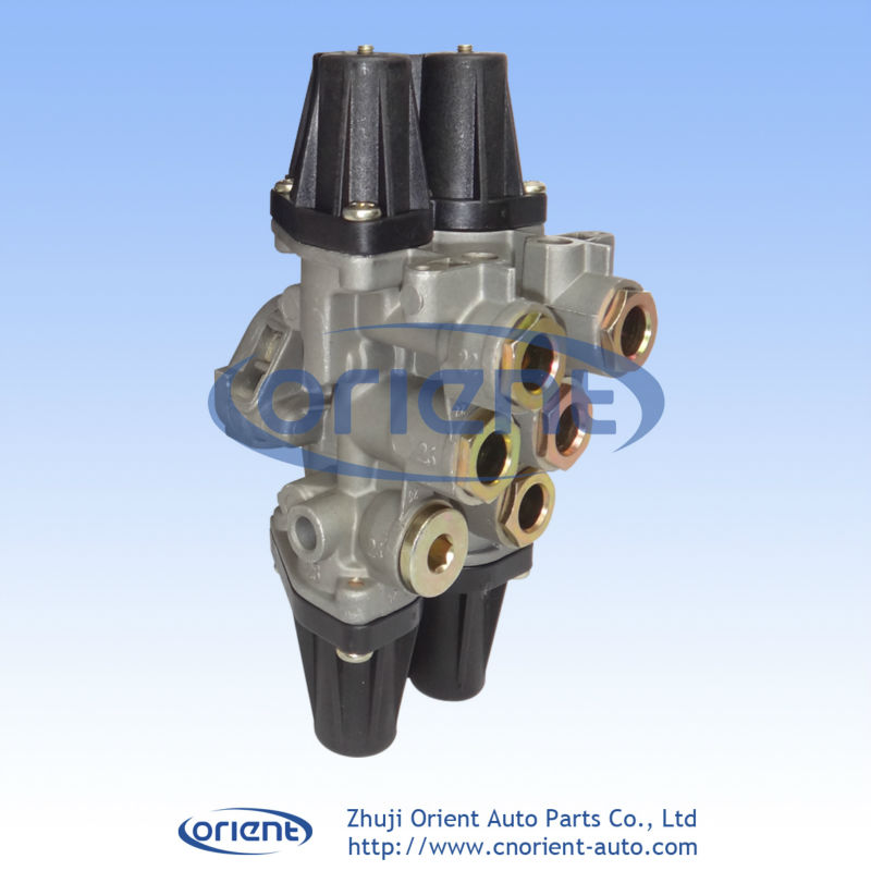 WABCO Truck Parts Multi Circuit Protection Valve 934 705 001 0