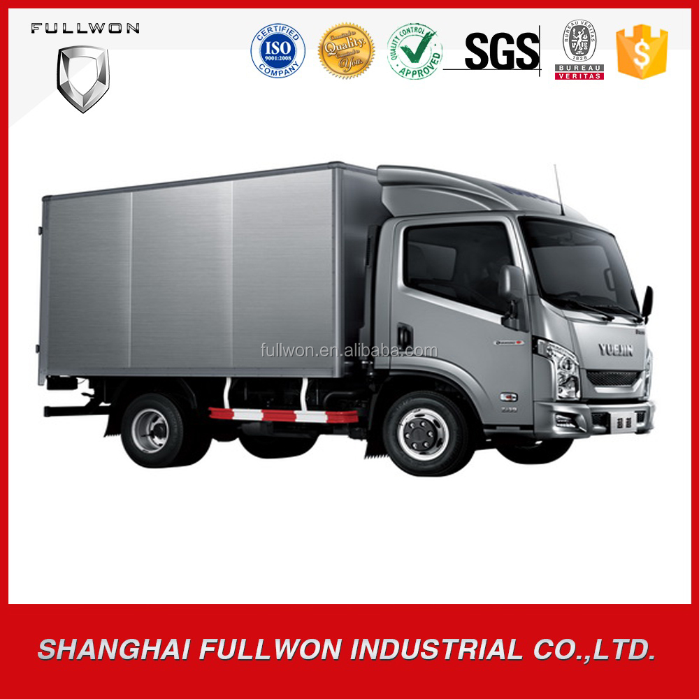Yuejin widely used C300series 4*2 3500KG LHD /RHD light truck