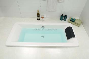 Vasca Da Bagno Semplice : Vintage semplice bagno vasca da bagno in acrilico con