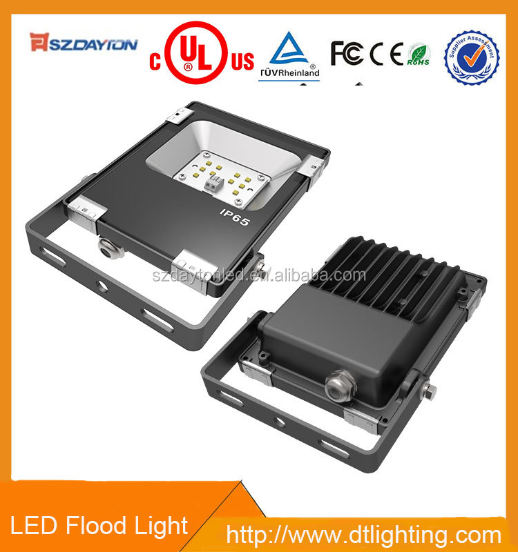 Shenzhen dayton supplier waterproof lower power 12W LED Flood Light
