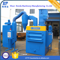 QPL100 Sand Blasting Abrator/Alloy Wheel Cleaning Machine