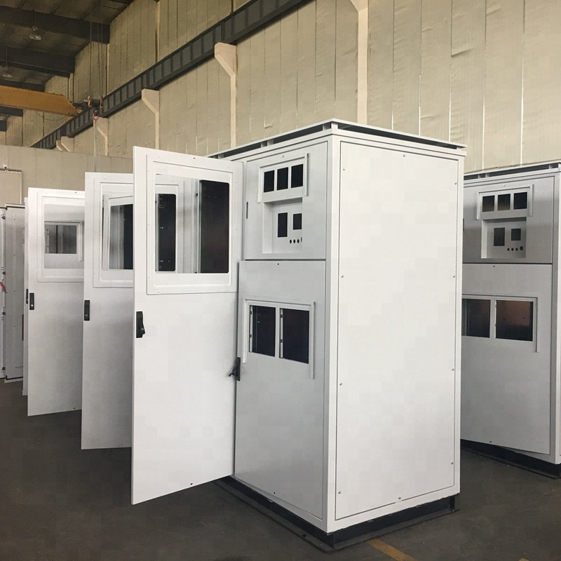 customized steel power distribution equipment with powder coating