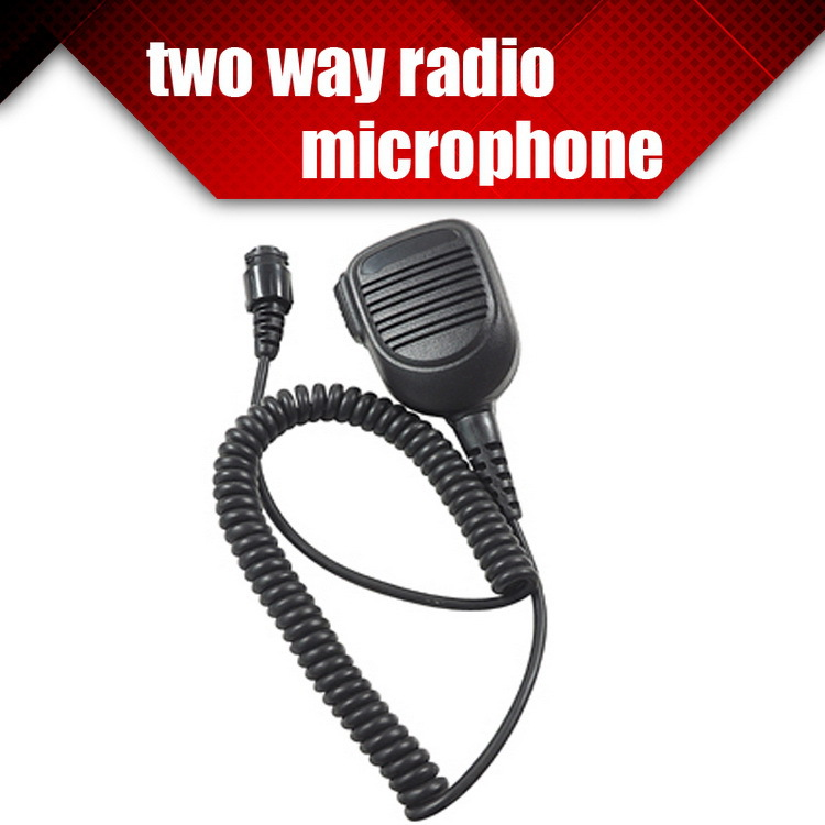 High quality factory direct two way radio kmc-30 speaker microphone