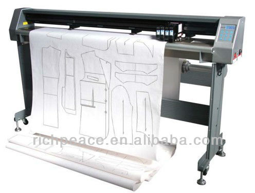 Richpeace Plotter For Garment Paper Pattern Cutting