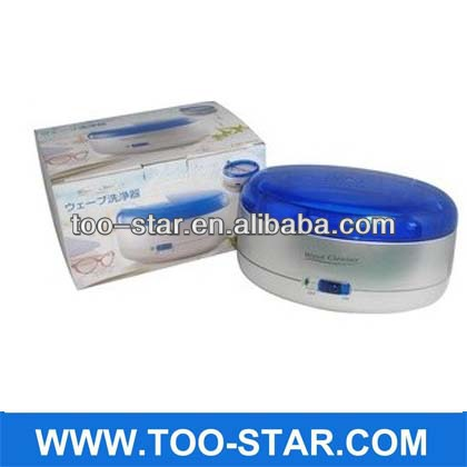 Wholesale Ultra Wave Eyeglasses Watch Jewelry Denture Sonic Cleaner
