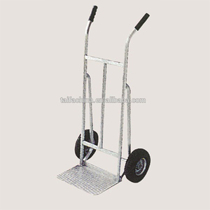 120LBS dolly portable hand truck aluminum moving hauling utility cart