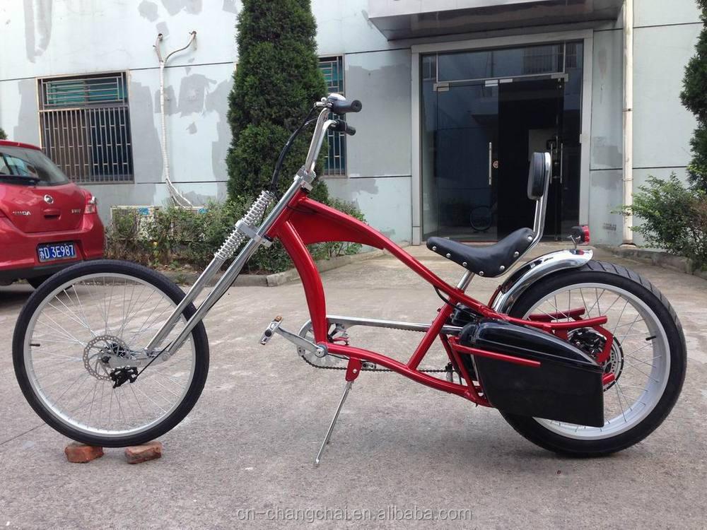 Chopper Electric Bike