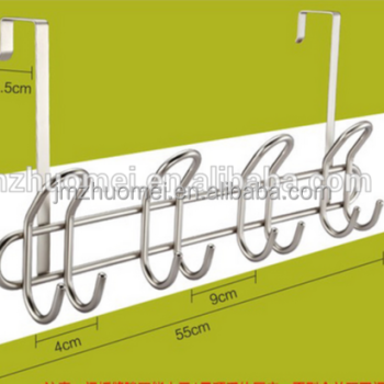 metal wire display hook rack