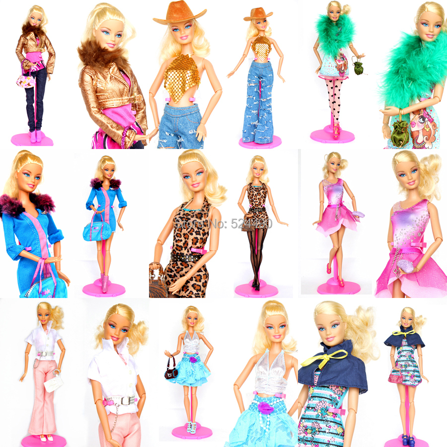 Barbie clothing for women