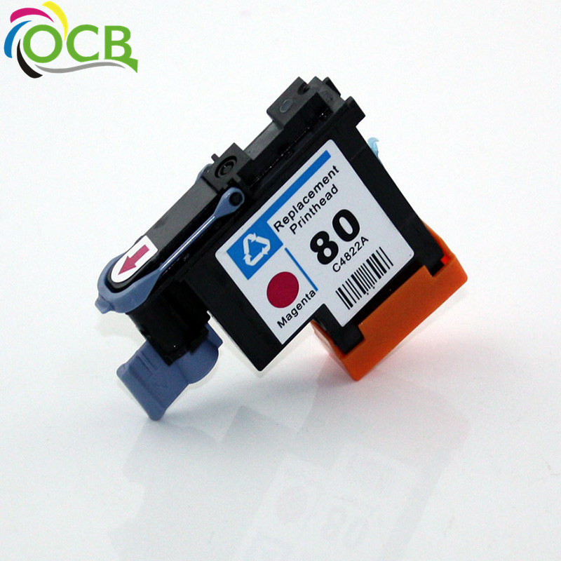 for hp 80 C/K/M/Y printhead for hp Designjet 1000 1050c 1055cm printer