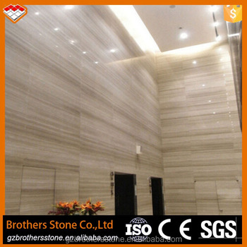 Hot Sale Athena Grey Marble Tile Bathroom Wood Look Marble Floor