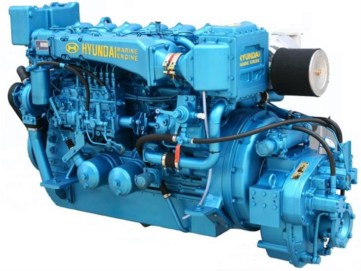Hd611t,Hd611ta Marine Diesel Engine - Buy Inboard Marine Engines Product on  Alibaba com