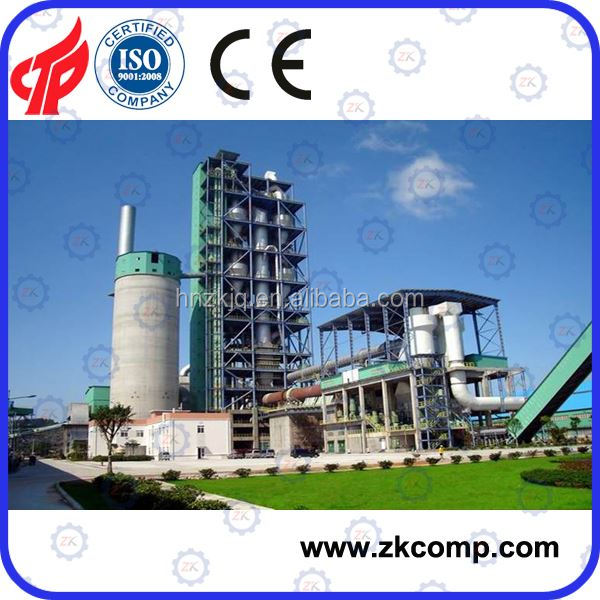 Low Cost of Mini Cement Plant for Sale