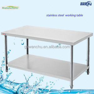Kitchen Tools And Equipment And Uses, Kitchen Operating Table, the Workbench