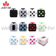 6 Sided Anti Stress Anxiety Relief Gift Fidget Cube Toy