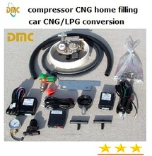 Auto CNG/LPG conversion kits/ / sequential injection system CNG truck refueling home use